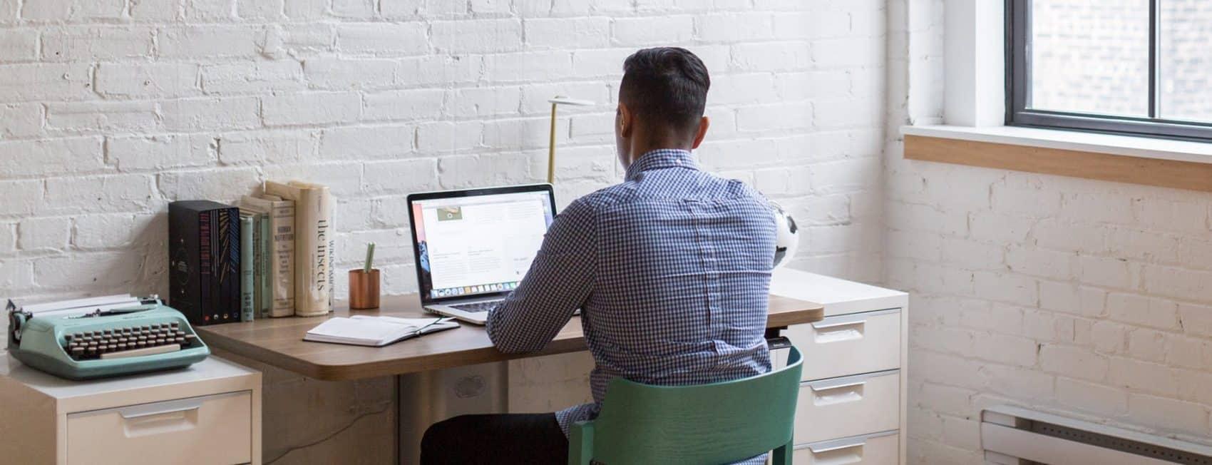 5 Tips om productiever thuis te werken